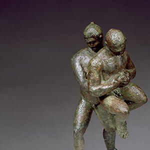 Two Palé Wrestlers - Health and Fitness History