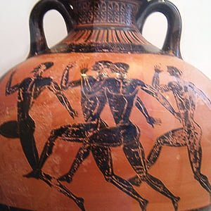 Greek Vase Runners - Health and Fitness History