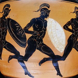 Hoplitodromos athletes - Health and Fitness History