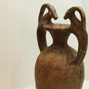 Persian Vessel -