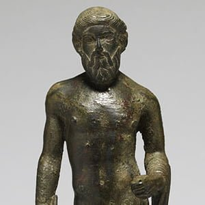 zeus statuette - Health and Fitness History