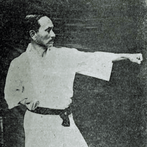 Gichin Funakoshi (1925) – Health and Fitness History
