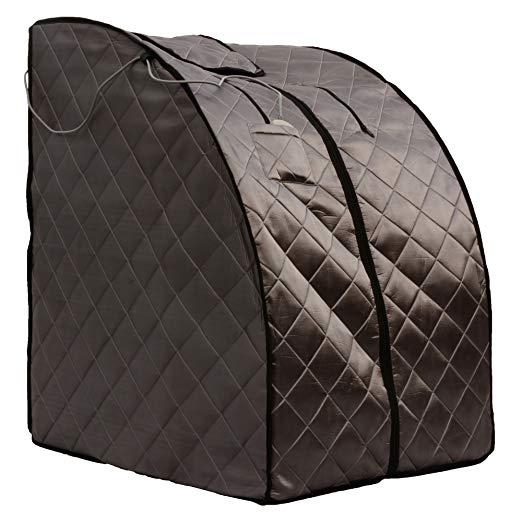 Radiant Saunas Rejuvinator Portable Infrared Sauna