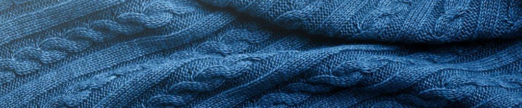 Closeup of wool blanket - wool blankets guide